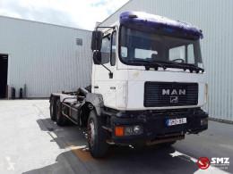 Camión portacontenedores MAN 33.343