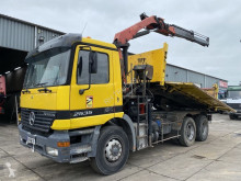 Camion Mercedes Actros 2535 plateau occasion