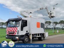Caminhões plataforma Iveco Eurocargo