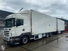 Камион Scania G 420 хладилно еднотемпературен режим втора употреба