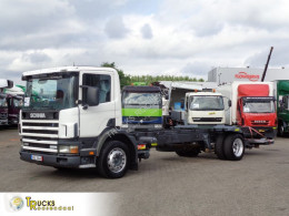 Scania D truck used chassis