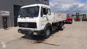 Lastbil Mercedes 1317 flatbed brugt