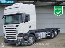 Lastbil BDF Scania R 450