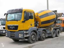 Ciężarówka betonomieszarka MAN TGS TG-S 32.400 8x4 BB Betonmischer Liebherr