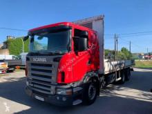 Camión caja abierta Scania G 400