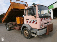 Camion Renault Gamme M 150 bi-benne occasion