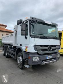 Camion bi-benne Mercedes Actros 3341