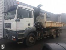 Camion MAN TGA 33.360 ribaltabile usato