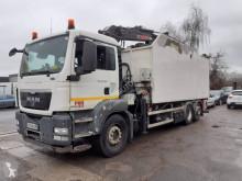 Kamión korba MAN TGS 26.360