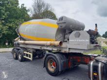 Lastbil Liebherr SF36BM bpw betong blandare begagnad