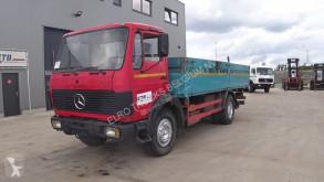 Camión Mercedes 1317 caja abierta usado