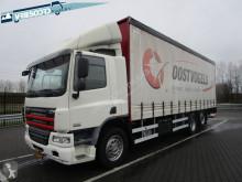 Camion DAF CF 75.250 rideaux coulissants (plsc) occasion