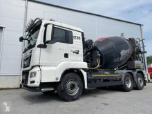 Camion béton toupie / Malaxeur MAN TGS 26.400 6x2*4 Concrete truck