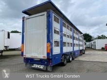 Lastbil anhænger til dyretransport Volvo FH FH 460 XL Menke 3 Stock Vollausstattung
