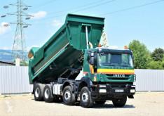 Camion benne Iveco Trakker 450 Kipper * 8x4! TOPZUSTAND !