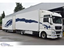 Camion fourgon MAN TGX 18.440