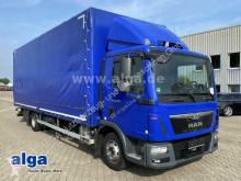 Camion MAN TGL 12.220 TGL/7,2 m. lang/LBW/Klima rideaux coulissants (plsc) occasion