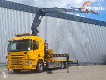 Camión Scania P 340 caja abierta usado