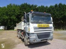 Vrachtwagen DAF CF85 410 tweedehands tweezijdige kipper