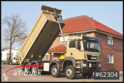 Camión MAN TGS 41.480 BB 8x8 Kipper Langendorf volquete usado