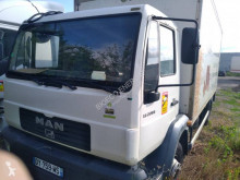 Camion MAN fourgon polyfond occasion