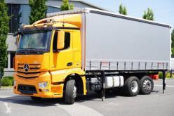 Ciężarówka firanka Mercedes Antos 2540