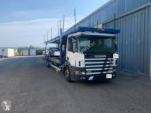 Camion porte voitures Scania P 94