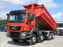 MAN tipper truck TGS TG-S 35.440 8x4 BB 4 Achs Muldenkipper Carnehl