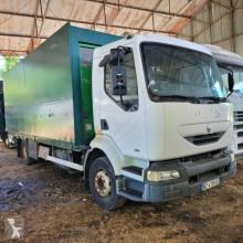 Caminhões Renault Midlum 210.13 furgão porta bebidas usado