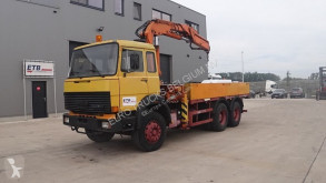 Camion Iveco Magirus plateau occasion