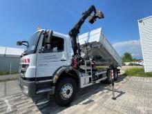 Camion bi-benne Mercedes Axor 2633