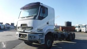 Kamión podvozok Sisu 12E480