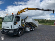Iveco hook arm system truck Eurocargo 160 E 28