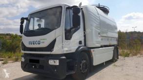 Camion aspirapolvere Iveco Eurocargo