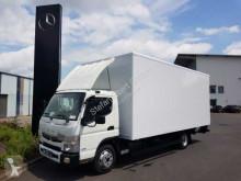 Camión Fuso Canter Mitsubishi 7C18 Koffer+LBW Klima NL 3.240kg furgón usado