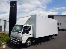 Camion Mitsubishi Canter FUSO 7C18 Koffer+LBW Klima NL 3.240kg fourgon occasion