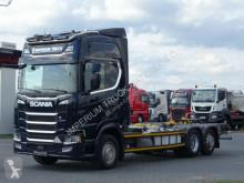 Ciężarówka podwozie Scania R 450/6X2/BDF-7,3M/RETARDER/ACC/