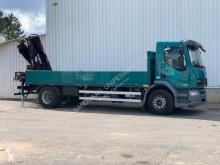 Camión DAF LF55 55.250 caja abierta usado