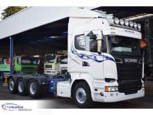 Camión Scania R 730 chasis usado