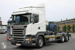 Teherautó Scania R 450 6X2 BDF Retarder LDW ACC 2x AHK használt alváz