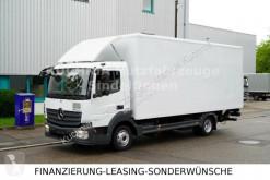 Ciężarówka furgon Mercedes Atego ATEGO 816L Koffer LBW AHK Luftgef. 3-Sitze Euro6