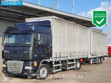 Camion remorque rideaux coulissants (plsc) DAF XF105