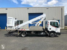 Camion nacelle Nissan GSR E160T, Auto hoogwerker, 16 meter