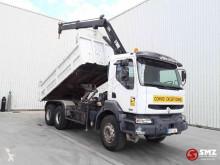 Ciężarówka wywrotka Renault Kerax 420