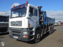 Camión MAN TGA 33.410 volquete volquete bilateral usado