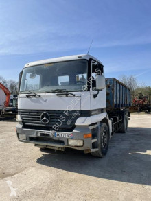 Camión Mercedes Actros 2540 Gancho portacontenedor usado