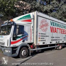Ciężarówka Iveco Eurocargo 120 E 28 tector furgon używana