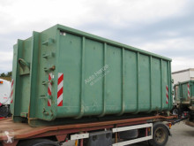 Equipamientos carrocería contenedor Abrollcontainer Abrollcontainer