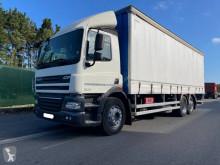 Camión lonas deslizantes (PLFD) DAF CF 410