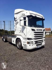 Camião chassis Scania R 520